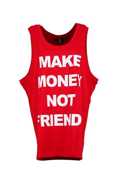 Imagem de MU171012 MAKE MONEY NOT FRIENDS