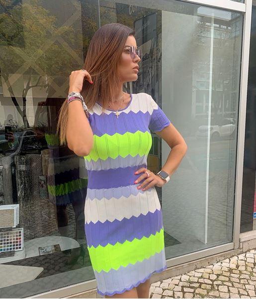 Imagem de Vestido lilás Imperial Fashion