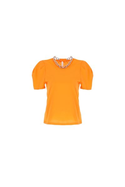 Imagem de T-shirt Laranja Corrente Imperial