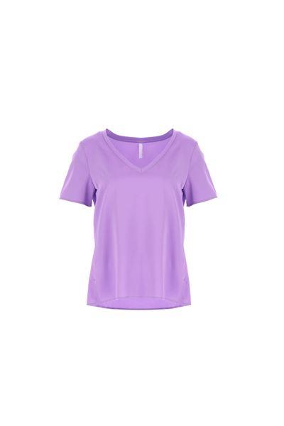 Imagem de T-shirt Lilás Imperial Fashion