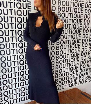Imagem de Vestido Preto Dixie Fashion
