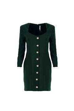 Imagem de Vestido Verde Imperial Fashion