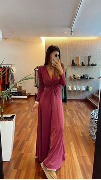 Imagem de Vestido de Lurex