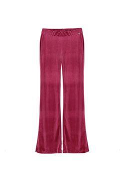 Imagem de Calças Veludo Rosa Please Fashion
